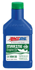 SAE 10W-30 Formula 4-Stroke® Marine Synthetic Motor Oil (WCT) 10W30
